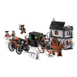 Pirates of the Caribbean: The Curse of the Black Pearl - LEGO 4193 The London Escape