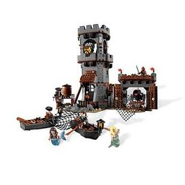 Pirates of the Caribbean: The Curse of the Black Pearl - LEGO 4194 Whitecap Bay