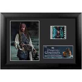 Pirates of the Caribbean: The Curse of the Black Pearl - POTC On Stranger Tides Series 3 Special Edition Mini Cell