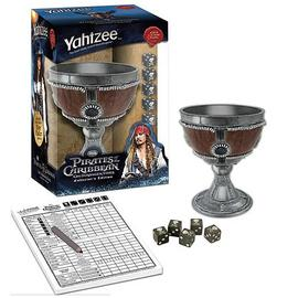 Pirates of the Caribbean: The Curse of the Black Pearl - POTC On Stranger Tides Collector's Edition Yahtzee