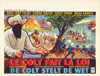 Pirates of the Mississippi - 11 x 17 Movie Poster - Belgian Style A