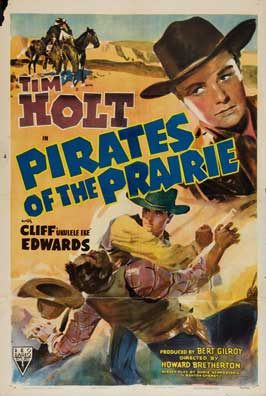 Pirates of the Prairie - 27 x 40 Movie Poster - Style A