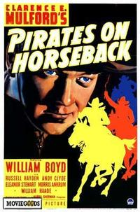 Pirates on Horseback - 27 x 40 Movie Poster - Style A