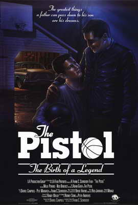 Pistol: The Birth of a Legend - 11 x 17 Movie Poster - Style B