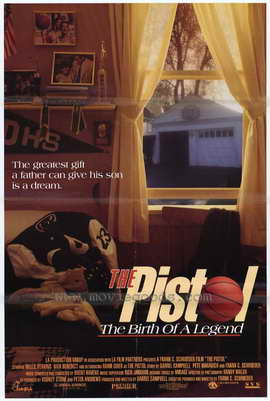 Pistol: The Birth of a Legend - 27 x 40 Movie Poster - Style A