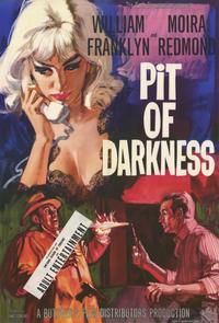 Pit of Darkness - 11 x 17 Movie Poster - Style A