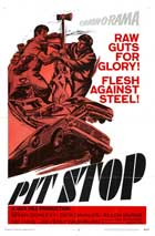 Pit Stop - 11 x 17 Movie Poster - Style B
