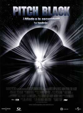 Pitch Black - 11 x 17 Movie Poster - Spanish Style A
