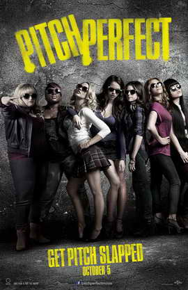 Pitch Perfect - 11 x 17 Movie Poster - Style B