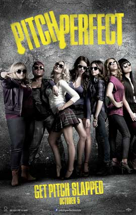 Pitch Perfect - DS 1 Sheet Movie Poster - Style A