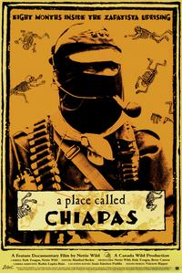 Place Called Chiapas - 43 x 62 Movie Poster - Bus Shelter Style A
