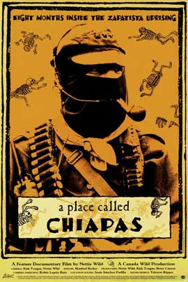 Place Called Chiapas - 27 x 40 Movie Poster - Style A