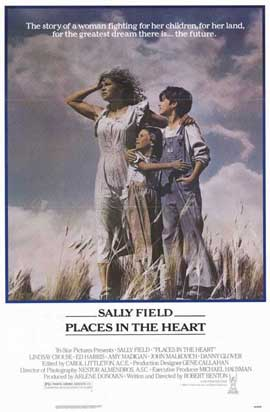 Places in the Heart - 11 x 17 Movie Poster - Style A