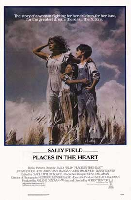 Places in the Heart - 11 x 17 Movie Poster - Style B