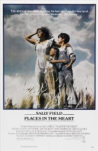 Places in the Heart - 43 x 62 Movie Poster - Bus Shelter Style A