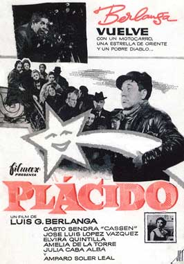 Placido - 27 x 40 Movie Poster - Spanish Style A