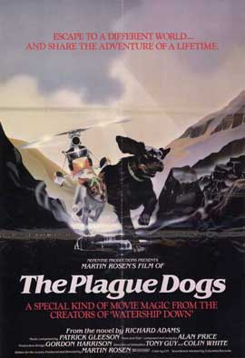 The Plague Dogs - 11 x 17 Movie Poster - Style A