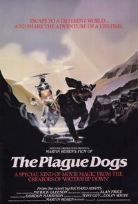 The Plague Dogs - 27 x 40 Movie Poster - Style A