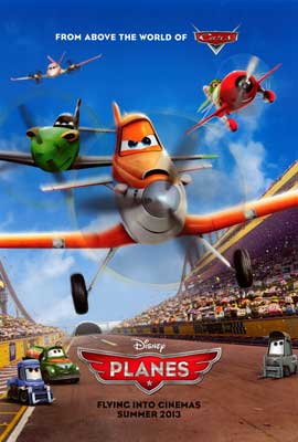 Planes - DS 1 Sheet Movie Poster - Style B