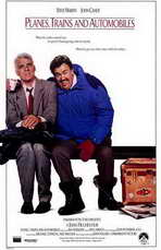 Planes, Trains & Automobiles - 11 x 17 Movie Poster - Style A