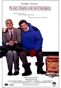 Planes, Trains & Automobiles - 43 x 62 Movie Poster - Bus Shelter Style A
