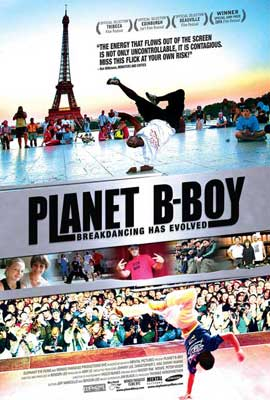 Planet B-Boy - 27 x 40 Movie Poster - Style A