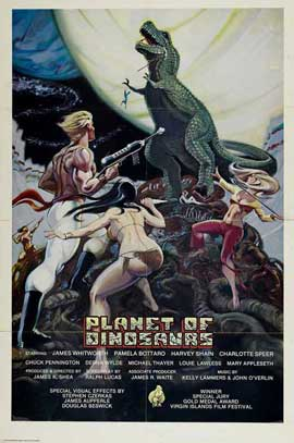 Planet of Dinosaurs - 27 x 40 Movie Poster - Style A