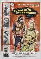 Planet of the Apes - 11 x 17 Movie Poster - Spanish Style A