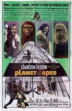 Planet of the Apes - 11 x 17 Movie Poster - Style L