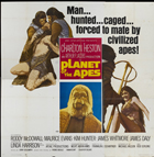 Planet of the Apes - 30 x 30 Movie Poster - Style A