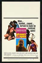 Planet of the Apes - 11 x 17 Movie Poster - Style O
