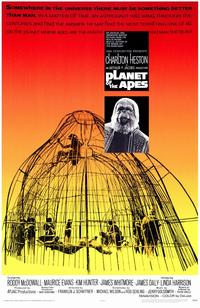 Planet of the Apes - 11 x 17 Movie Poster - Style A