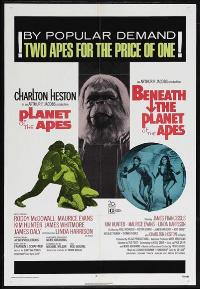 Planet of the Apes - 27 x 40 Movie Poster - Style B