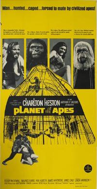 Planet of the Apes - 11 x 17 Movie Poster - Style G