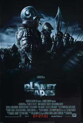 Planet of the Apes - 27 x 40 Movie Poster - Style C