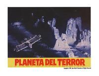 El Planeta del terror - 11 x 14 Movie Poster - Style A