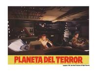 El Planeta del terror - 11 x 14 Movie Poster - Style B