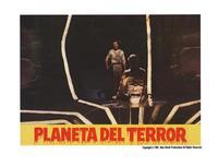 El Planeta del terror - 11 x 14 Movie Poster - Style C
