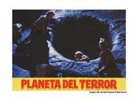 El Planeta del terror - 11 x 14 Movie Poster - Style F