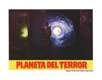 El Planeta del terror - 11 x 14 Movie Poster - Style H