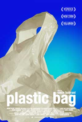 Plastic Bag - 43 x 62 Movie Poster - Bus Shelter Style A