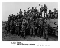 Platoon - 8 x 10 B&W Photo #2