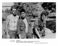 Platoon - 8 x 10 B&W Photo #3