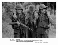 Platoon - 8 x 10 B&W Photo #4