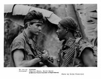 Platoon - 8 x 10 B&W Photo #5