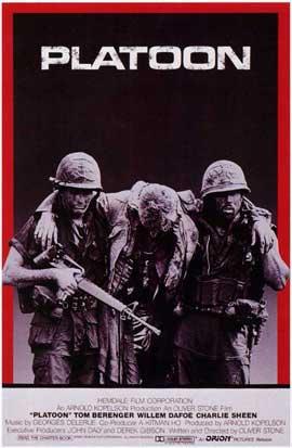 Platoon - 11 x 17 Movie Poster - Style B