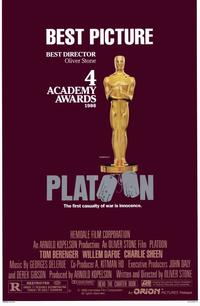 Platoon - 11 x 17 Movie Poster - Style C