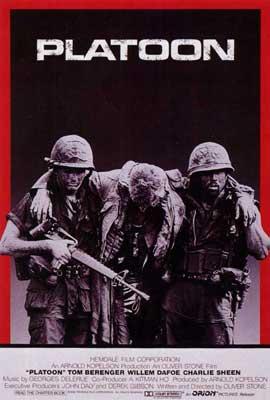 Platoon - 27 x 40 Movie Poster - Style B