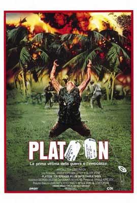 Platoon - 27 x 40 Movie Poster - Italian Style A