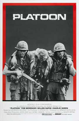 Platoon - 11 x 17 Movie Poster - Style E